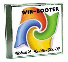 disc boot failure windows 98: